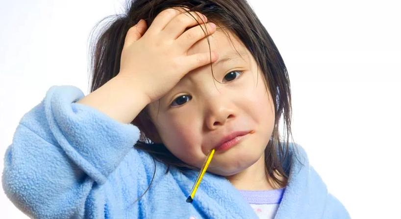 Resultado de imagen para niños com gripe