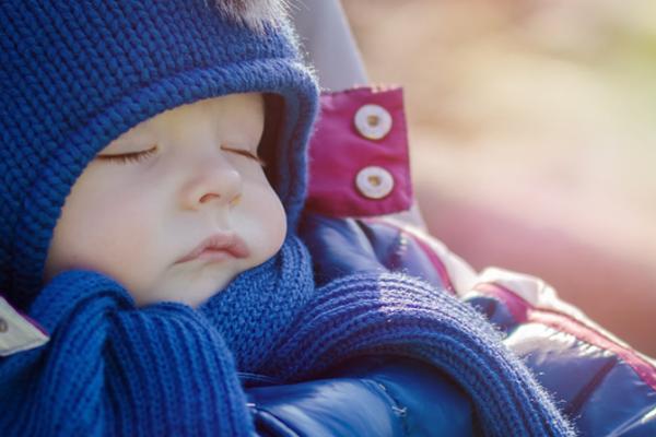 Hipotermia en niños