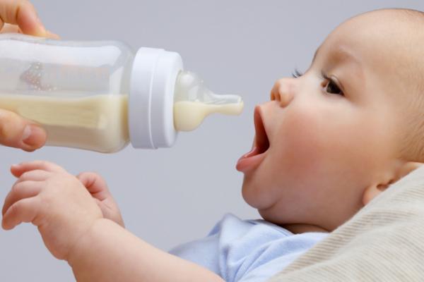 Intolerancia a la lactosa en bebés y niños